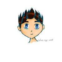 Blue eyed boy by expectatinqs