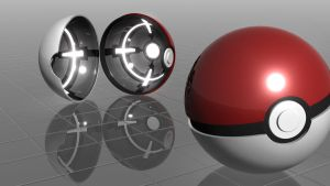 Pokeballs by markamanic