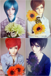 Four Seasons by Reizie