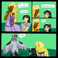 It's the Disney Princess Dream by Paulagirl93
