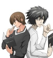Death Note by DarkSamurai-7