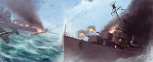 Johnston's counterattack by Luches