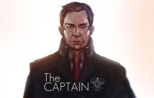 The Captain by mqken
