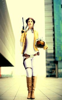 Star Wars Cosplay Princess leia by epicheroes