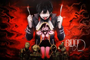 Blood Lad Wallpaper by Redeye27