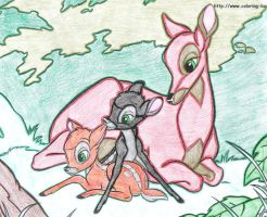 Prongs' Legacy by liliesgrace