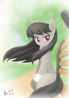 Commission Octavia by HowXu