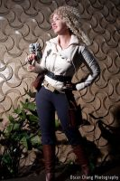 River Song Big Bang Cosplay 2 by aimeekitty