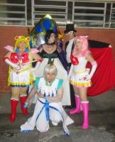 Sailor Moon SS Group by renataeternal