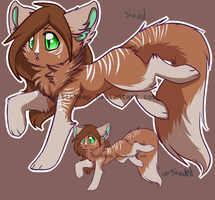 Adopt 2 :3 SOLD by MystikMeep