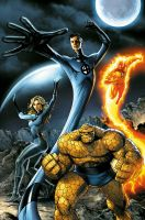 Fantastic Four by JPRart