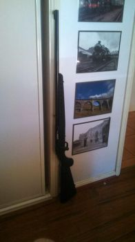 My Ruger American. by flyingscotsman447220