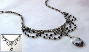 Rhiannon Necklace by manson-brown