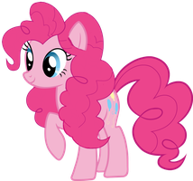 Pinkie Pie Hairstyle Equestria Girls by ThisBrokenBrain