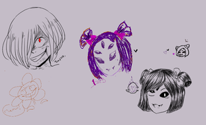 Muffets~ by TrashcanAlphys