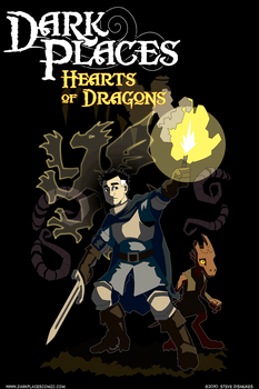 Hearts of Dragons - Cover by majicxiii