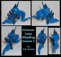 Princess Luna S2 Blindbag by Gryphyn-Bloodheart