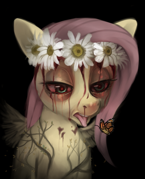 Mother nature by Imalou