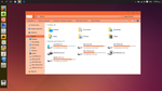 Ubuntu Orange theme for Win10 by hamed1987s