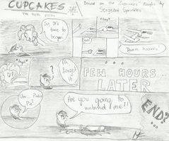 Cupcakes: The Real Story by MoonlightFL