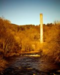 Sullivan Smoke Stack in Color by b-a88