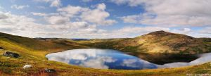 Greenland - Arctic Circle Trail I by hquer