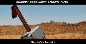 60K pageviews by ScannerJOE