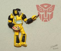 TF: Sunstreaker Magnet by Zanne