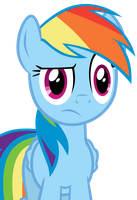Rainbow Dash - I Dun Derped? by MrLolcats17