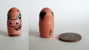 Chuy Nesting Doll by LeonieIsaacs