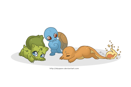 Baby First Starters by Almairis