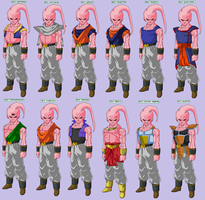 buu absobed - final - part1 by Naruttebayo67