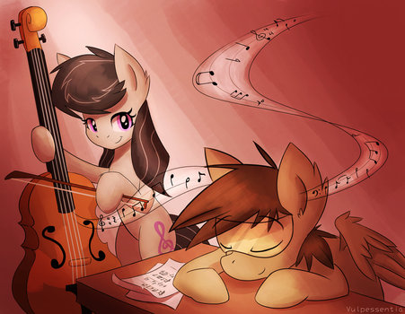 Practice Session by Vulpessentia