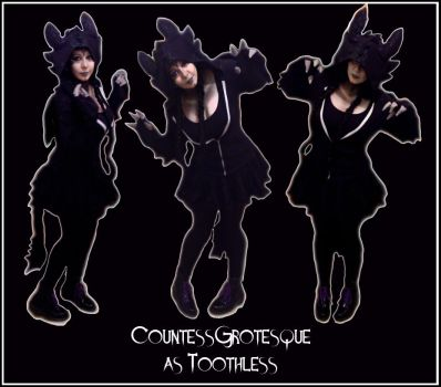 Toothless full length by Countess-Grotesque