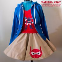 Hiro Hamada Big Hero Six Female Cosplay by DarlingArmy
