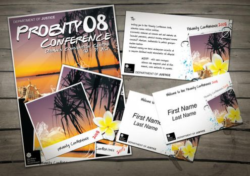 Probity Conference by macca002