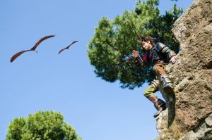 Hiccup Cosplay - HTTYD2 - Where No One Goes by AlexanDrake89