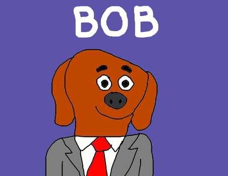 Bob, the News Reporter from Sing by MikeEddyAdmirer89