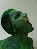 Reptile Body Art by 1lonelyangel