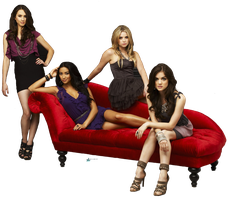 PNG feat PLL by Lucissh