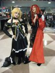 NYAF-NYCC 2011 by IoniaFreak