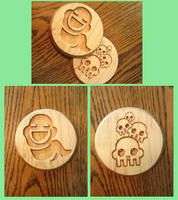 Homestuck Coasters! by Space-Rocket