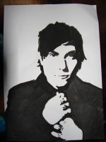 Frank Iero by FightorFilght