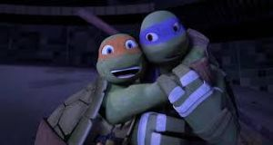 Tmnt Donnie and Mikey Best moment 2 by GioRJ-TheBlackNinja