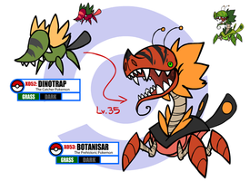 POKECONTEST: 3-way fusion 1 by The-Knick