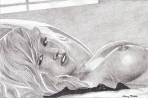 Desire by DrawingsByTony