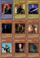 StarWars YuGiOh Custom Cards 1 by LordSmog