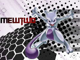 Mewtwo Wallpaper by PalmTreeFromHell