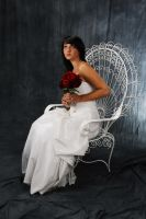 Bride 4 by ACrazyCharade-Stock