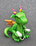 Wii Dragon by HowManyDragons
